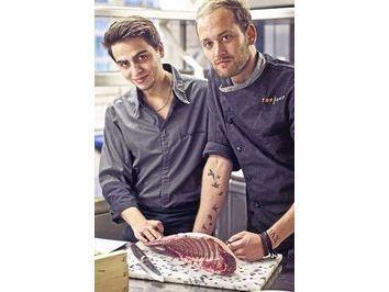 """TV : Interview : Jean-Baptiste & Jérémy (Top Chef) :  """"On dirige un resto ensemble !"""""""