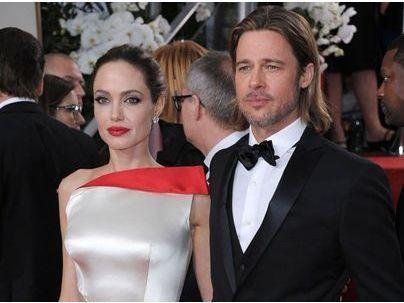 Photos : Golden Globes 2012 : Angelina Jolie : une vraie beauté froide !