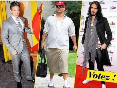 Public Glam Awards 2011 : le pire mec est attribué à Perez Hilton !