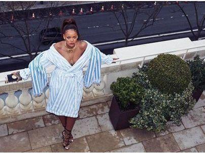 Photos : Fenty x Rihanna : la bad gal dévoile (encore) une nouveauté !