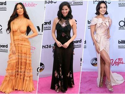 Photos : Nicole Scherzinger, Olivia Munn, Vanessa Hudgens... Tous les plus beaux looks des Billboard Music Awards 2017