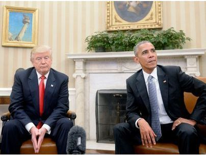 Avant de céder sa place, Barack Obama donne une petite leçon à Donald Trump…