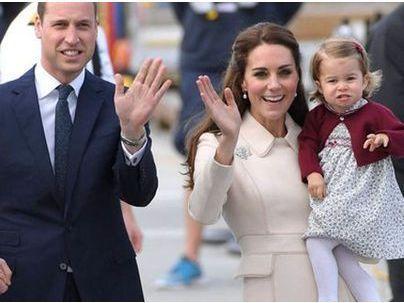 Kensington Palace dévoile une nouvelle photo de la princesse Charlotte