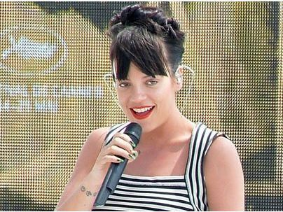 Lily Allen : elle annule presque toute sa tournée française !