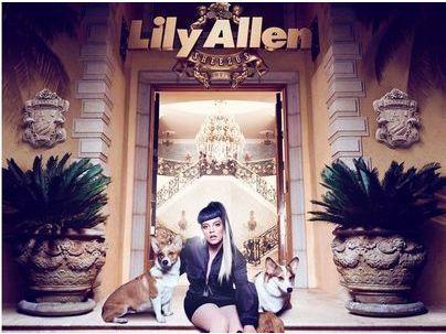 """Lily Allen : elle dévoile la pochette de son album """"Sheezus"""" !"""