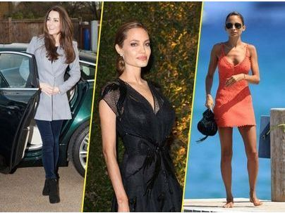 Photos : Angelina Jolie, Nicole Richie, Kate Middleton... : le retour en force du culte de la maigreur ?