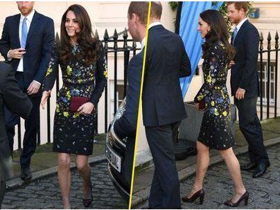 Photos : Kate Middleton : encore une tenue en rupture de stock !