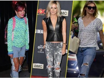 Mode : Lily Allen, Ashley Tisdale, Cameron Diaz... Ces stars qui déchirent !