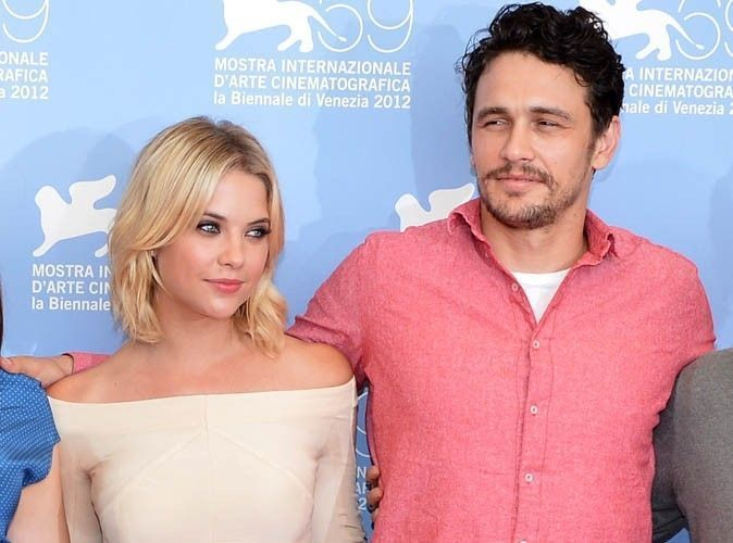 James Franco et Ashley Benson : ça se confirme !