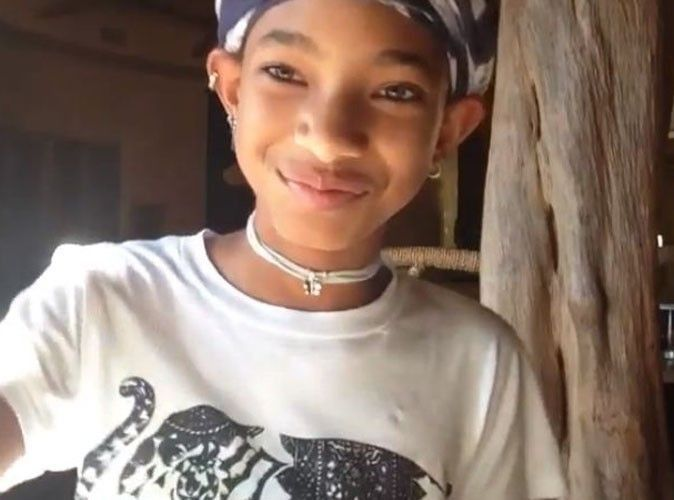 Vidéo : Willow Smith : elle reprend avec talent Skyfall, d'Adele !