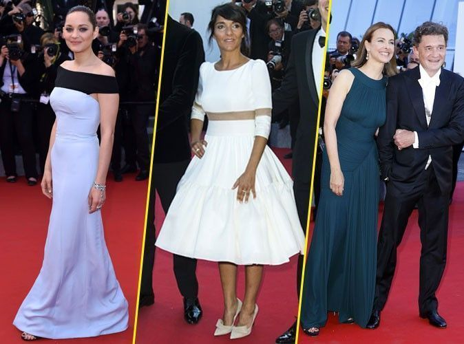 Photos : Cannes 2015 : Marion Cotillard, Florence Foresti, Carole Bouquet honorent le Petit Prince !