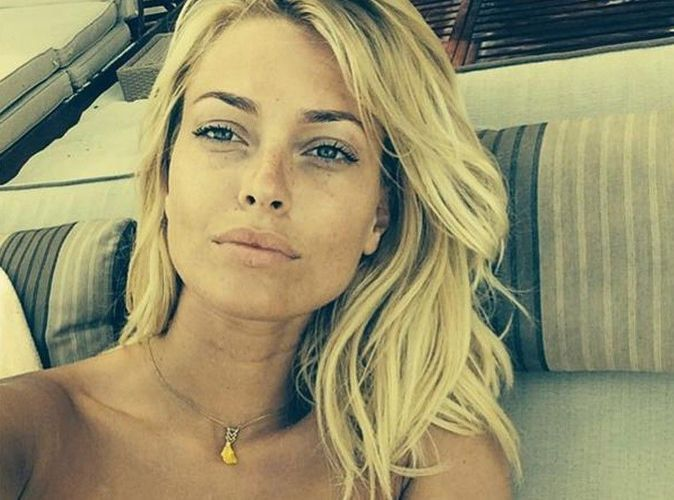 Photos : Caroline Receveur : une sublime beauté naturelle qui continue de se la couler douce à Cancun !