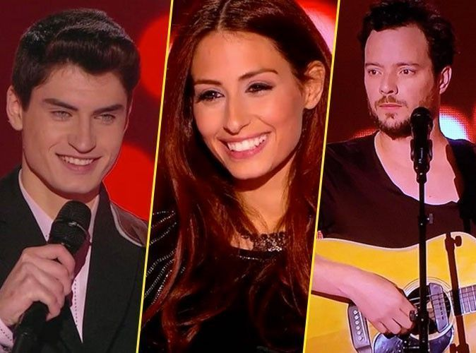 The Voice 4 : David Thibault, Hiba, Neeskens : les nouveaux talents qui font craquer jury et public !