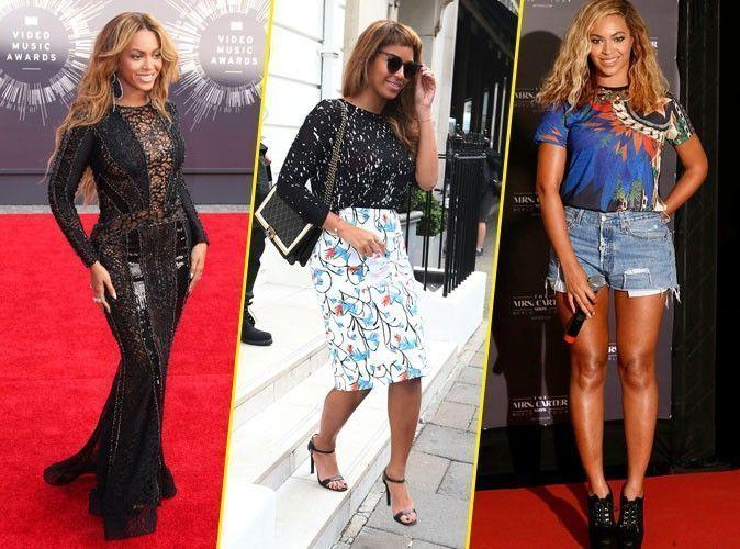 """Photos : Beyoncé : découvrez le CV Fashion qui vous rendra """"crazy in love"""" !"""