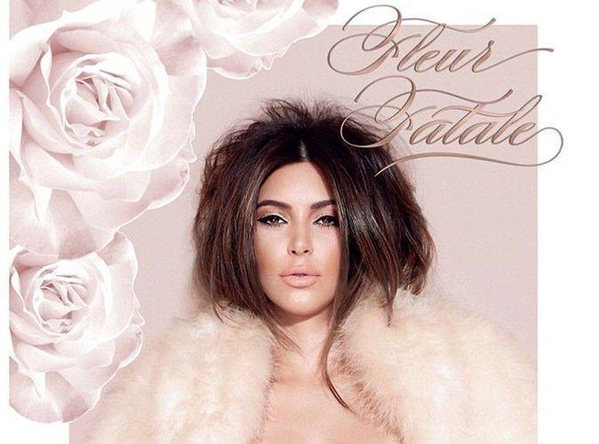 Beauté : Kim Kardashian : un 7e parfum entièrement à son image...