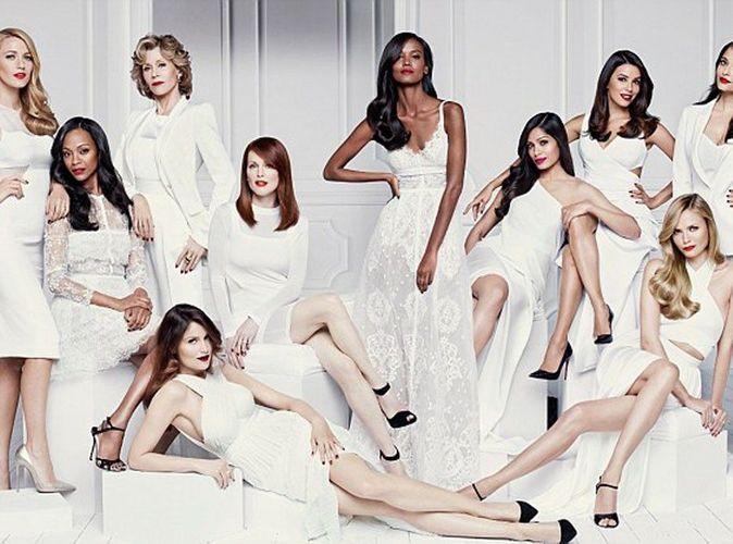 Beauté : Blake Lively, Eva Longoria, Zoe Saldana... Découvrez leur collection exclusive pour L'Oréal !