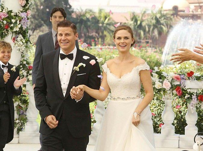 Mariage Bones et Booth