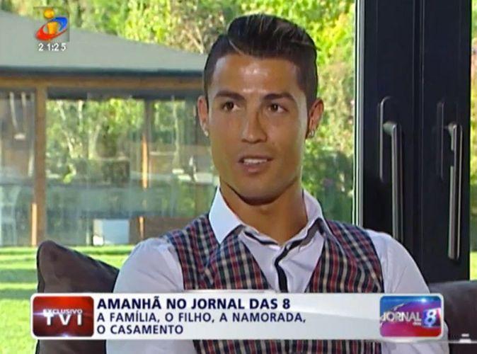 Cristiano Ronaldo : il donne des détails sur la mère de son fils pour la première fois !