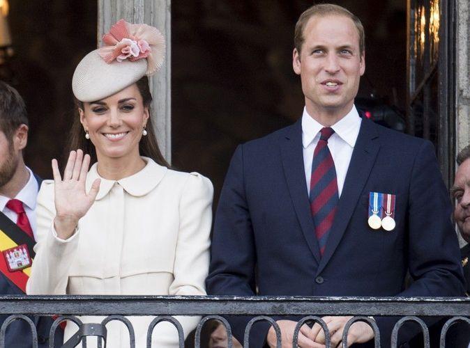 Kate Middleton et le Prince William : on sait quand ils vont accueillir leur deuxième enfant !