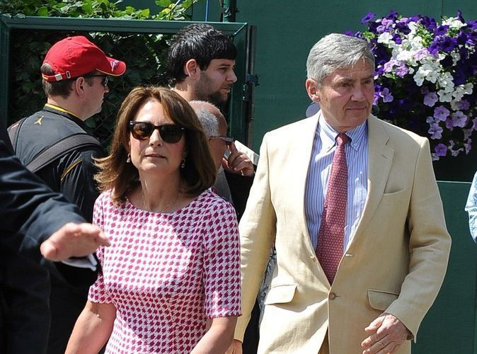 Kate Middleton : ses parents sur le point de divorcer à cause de George et Charlotte ?