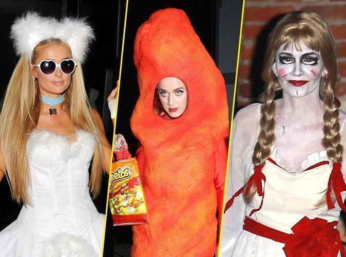 Photos : Paris Hilton, Katy Perry, Courteney Cox, Gwen Stefani... 100% Halloween chez les stars !