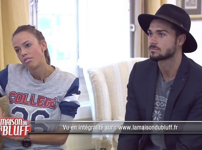 Vanessa Lawrens et Julien Guirado : virés de la Maison du Bluff !