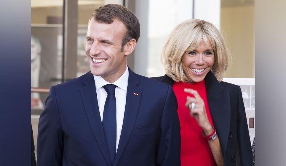 Brigitte et Emmanuel Macron : cette photo d'eux postée sur Instagram qui intrigue tout le monde...