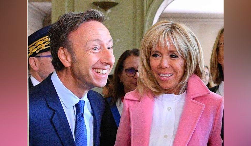 """Brigitte Macron : ce qu'elle """"adore"""" chez Stéphane Bern !"""