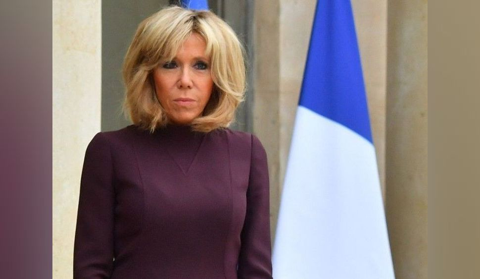 Brigitte Macron : cette star de l'Equipe de France a refusé de lui faire la bise... la vidéo choc !