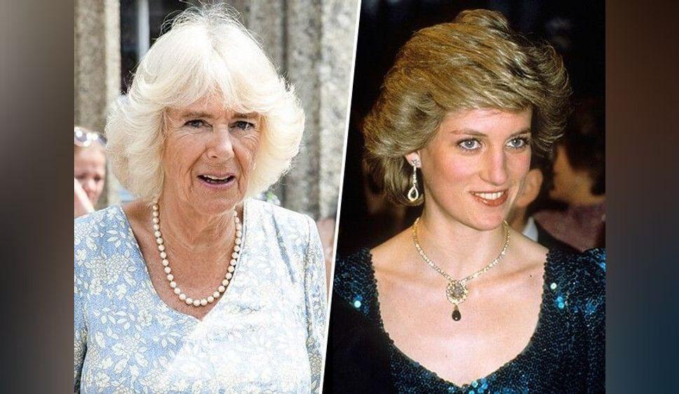 Camilla Parker-Bowles : cette nouvelle atteinte à Lady Diana qui choque l'Angleterre