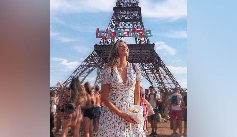Camille Cerf, Agathe Auproux... : les stars s'éclatent au Lollapalooza !