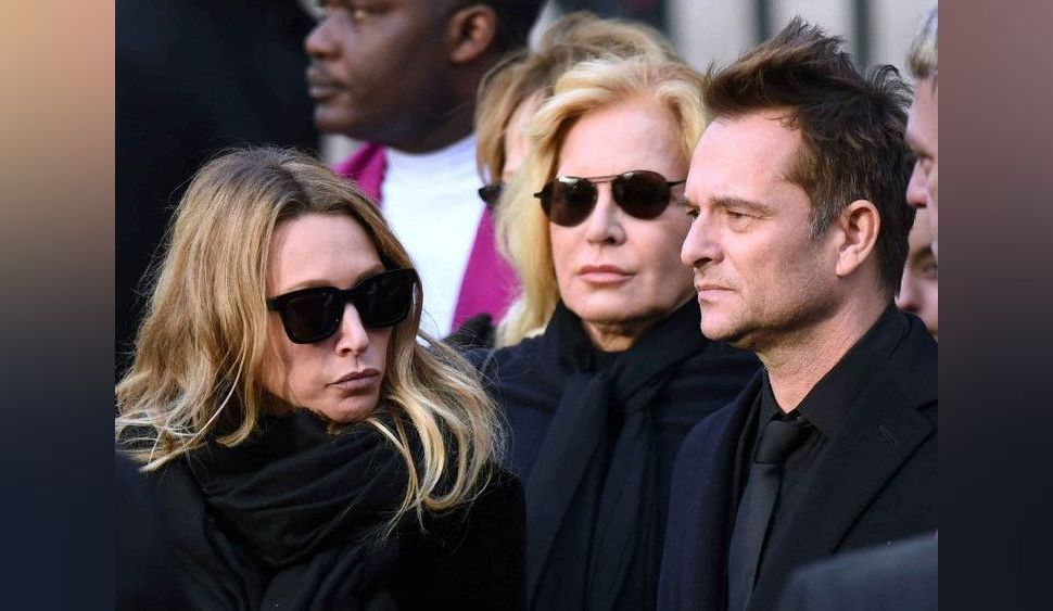"David Hallyday ""seul héritier"" de Johnny selon Sylvie Vartan : comment Laura Smet va-t-elle réagir ?"