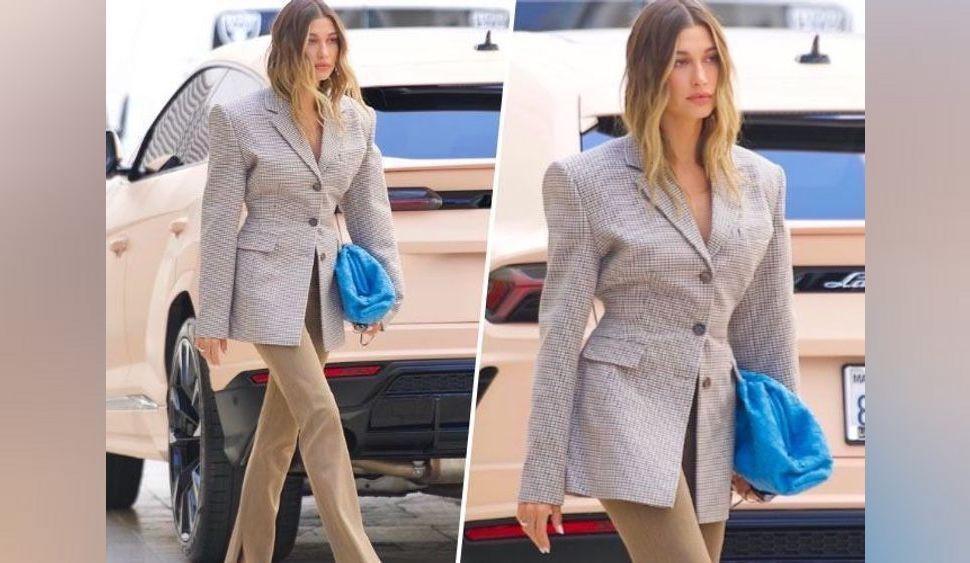 Hailey Bieber : 4 pièces à shopper pour copier son look casual chic en moins cher