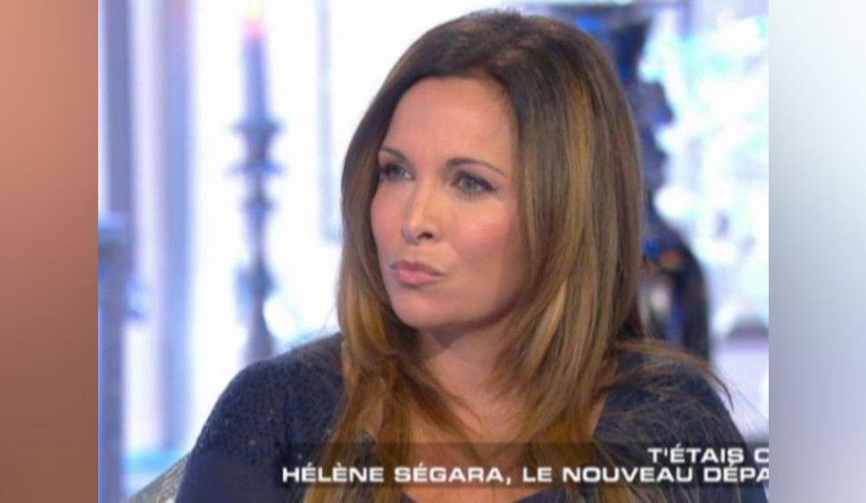 Hélène Ségara a pris beaucoup, beaucoup de poids...