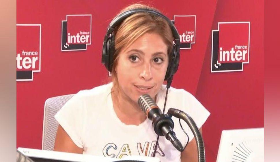 """""""Je lutte contre le cancer et il se trouve que la patrouille m'a rattrapé"""", la journaliste Léa Salamé plus touchée que jamais..."""