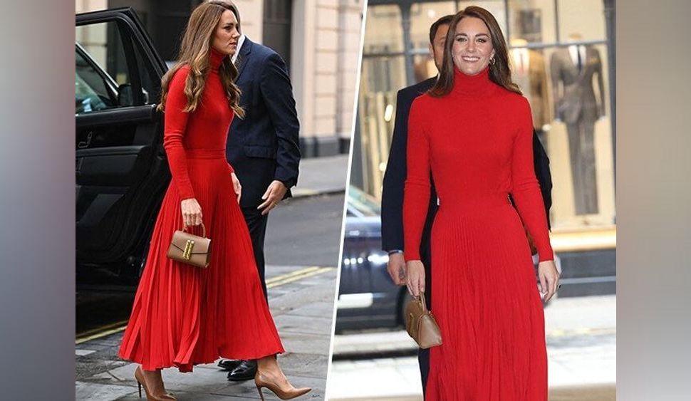 Kate Middleton : 4 pièces pour copier son look rouge ultra-chic en moins cher !