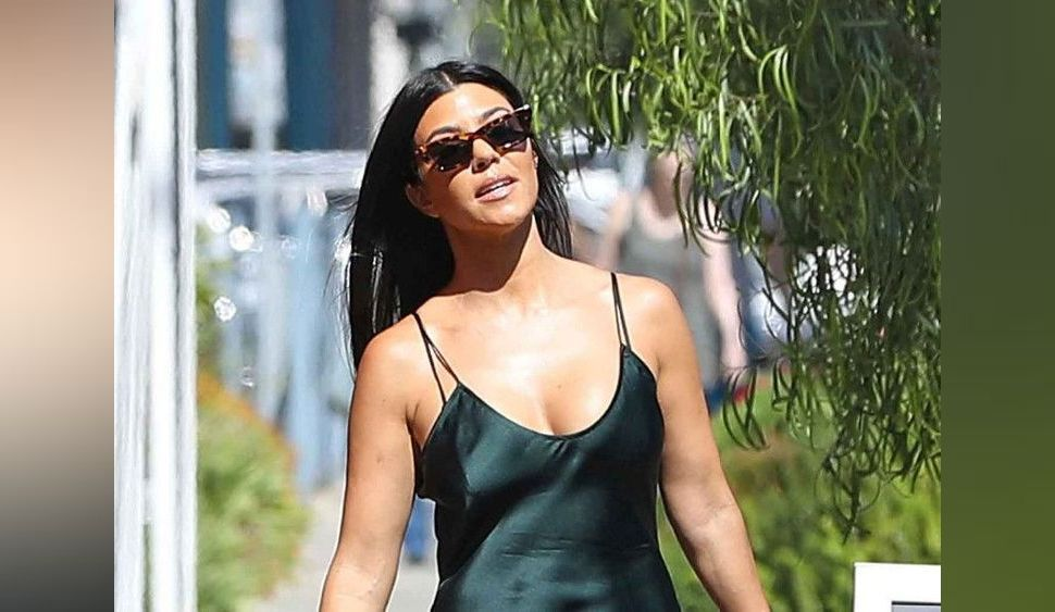 Kourtney Kardashian : cette photo déculpabilisante qui affole la Toile