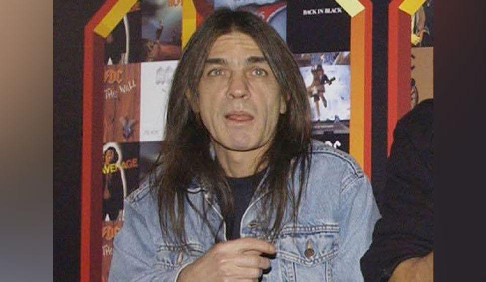 Le fondateur de AC/DC, Malcolm Young, est mort