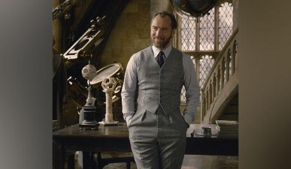 """""""Les Animaux Fantastiques"""" : J.K Rowling confirme que deux personnages sont homosexuels"""
