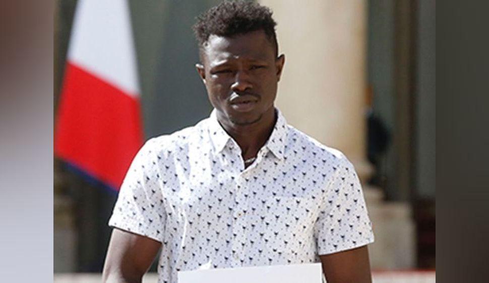 Mamoudou Gassama : Le sauveur d'enfant s'envole pour les Etats-Unis...