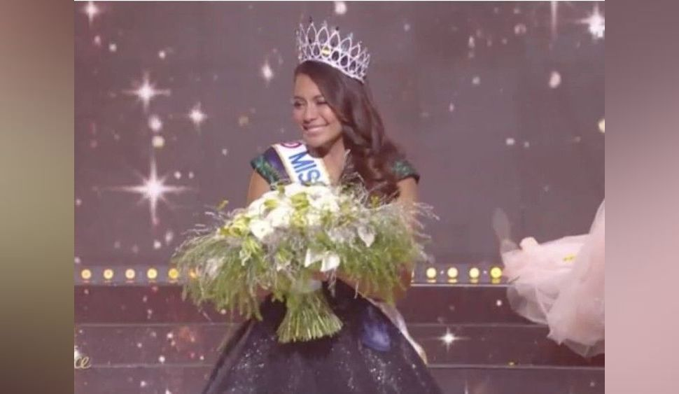 Miss France 2019 : Vaimalama Chaves (Miss Tahiti) est élue  !