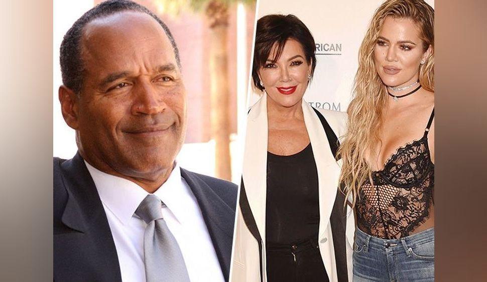 O.J. Simpson père de Khloe Kardashian ? Ce tweet sur sa partie de jambes en l'air avec Kris Jenner