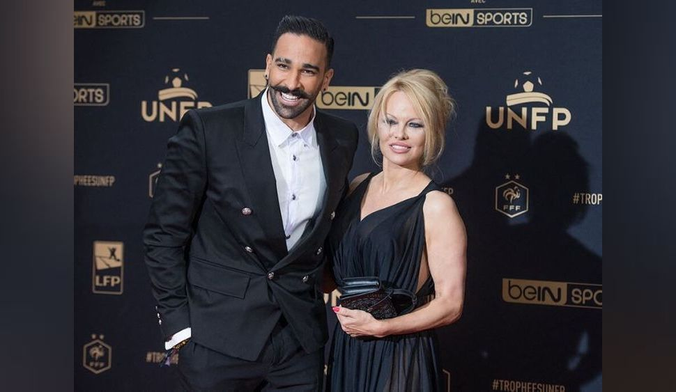 Pamela Anderson : dévastée par la séparation avec Adil Rami