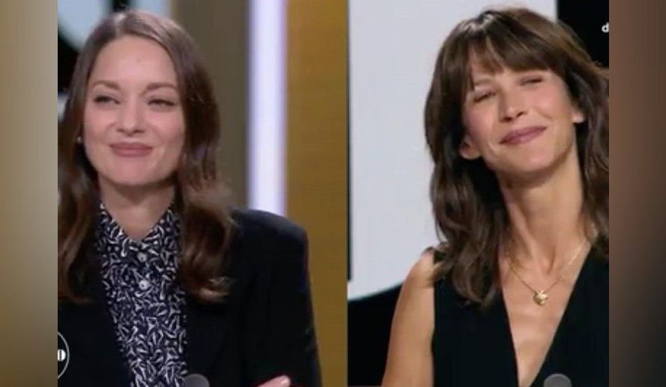 """""""Pas potes"""", Sophie Marceau crée le malaise face à Marion Cotillard sur le plateau de Laurent Delahousse !"""