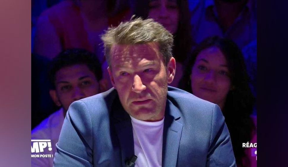 TPMP : Benjamin Castaldi pleure à chaudes larmes en demandant pardon à…