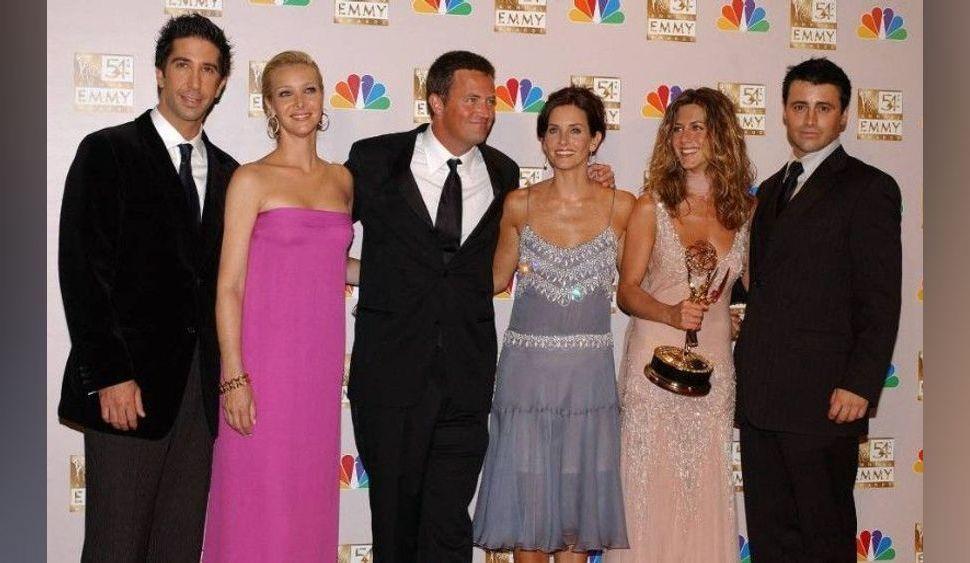 Le casting de la série Friends