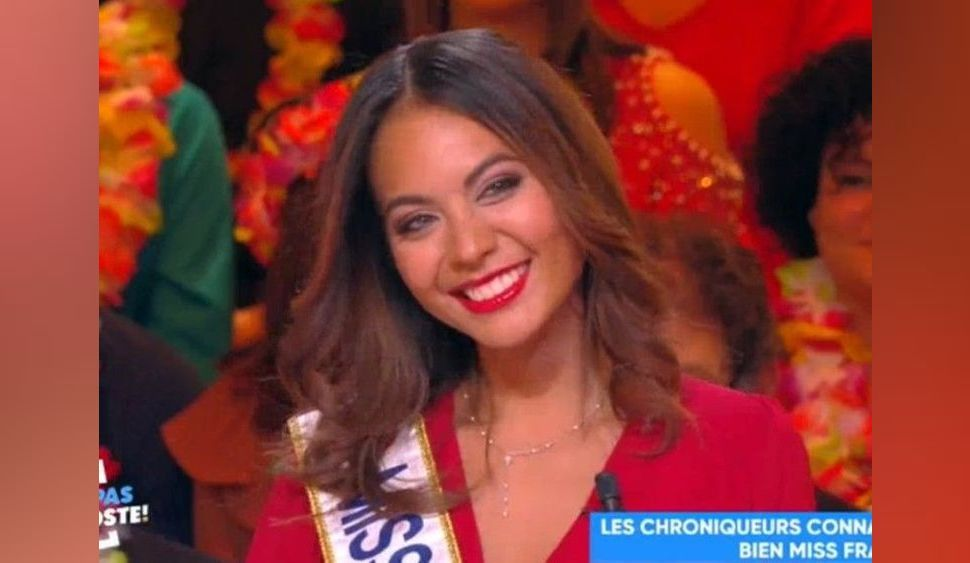 Vaimalama Chaves (Miss France 2019) : totalement nue !
