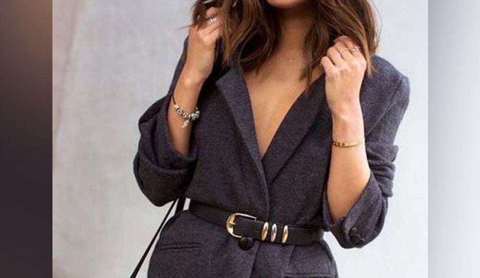 5 conseils pour porter une ceinture sur un manteau avec style