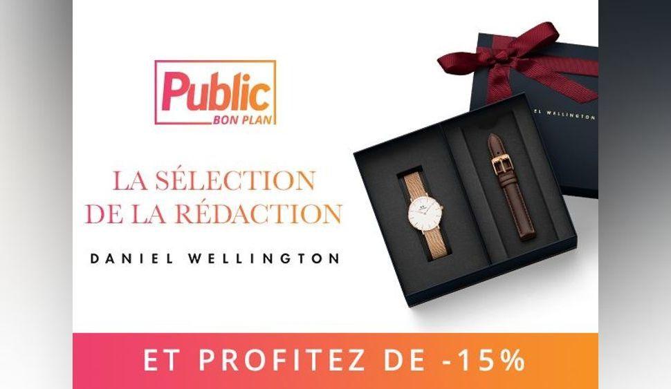 Black Friday : montres tendances et prix canon, découvrez notre sélection Daniel Wellington !
