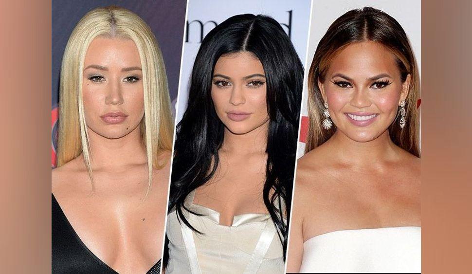 Iggy Azalea, Kylie Jenner, Chrissy Teigen... ces stars qui ont avoué leur chirurgie et injections !